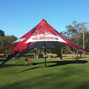 Ex Star Tents
